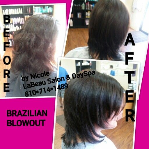 32 best images about brazilian blowout on pinterest for Salon kerat in