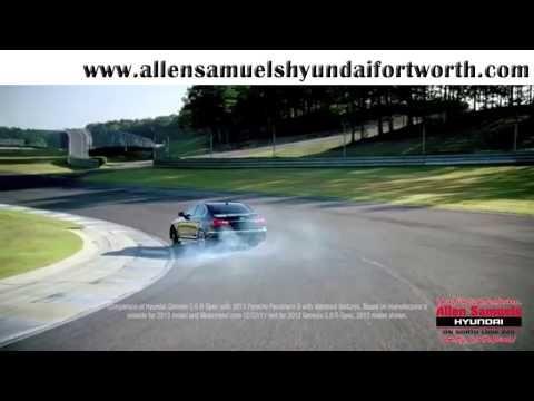 ▶ Duncanville, TX 2013 - 2014 Genesis Hyundai   used cars Duncanville, TX - YouTube