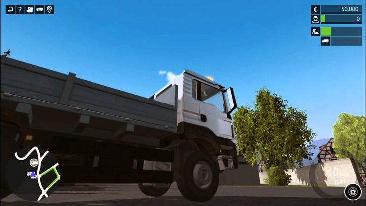 Construction Simulator 2015, Excavator, Trailer, Trucks, This Old Man Nu...