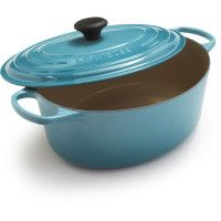 Le Creuset® Caribbean Oval French Oven, 7.25 qt.