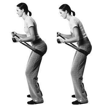 Les 220 meilleures images du tableau exercices musculation - Musculation dessin ...