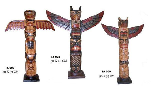 7 Best Images About Collections Totem Poles