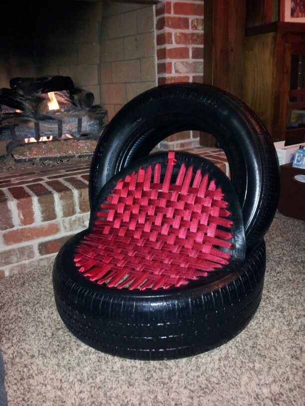 13 best DIY tire furniture images on Pinterest | Recycle ...
