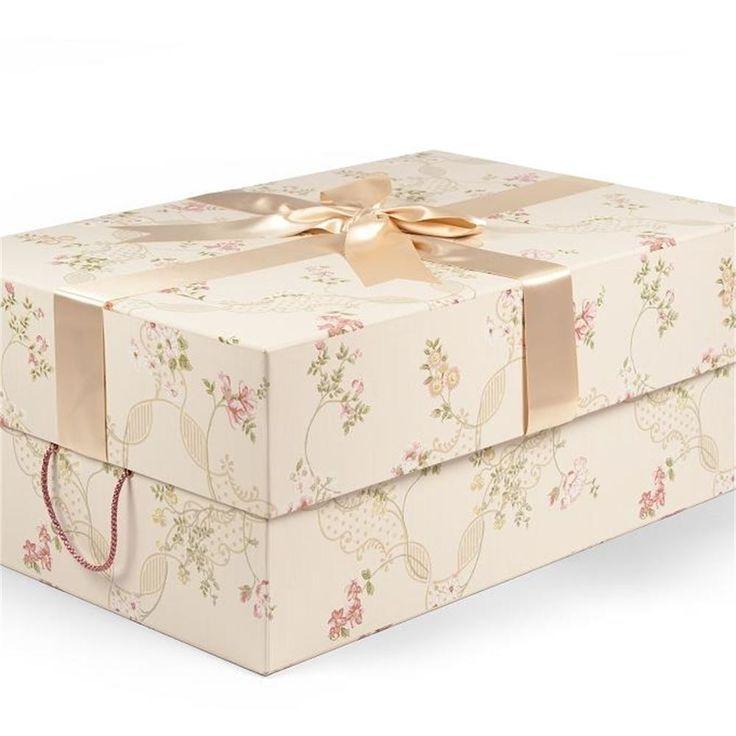 Empty box company wedding dress storage box
