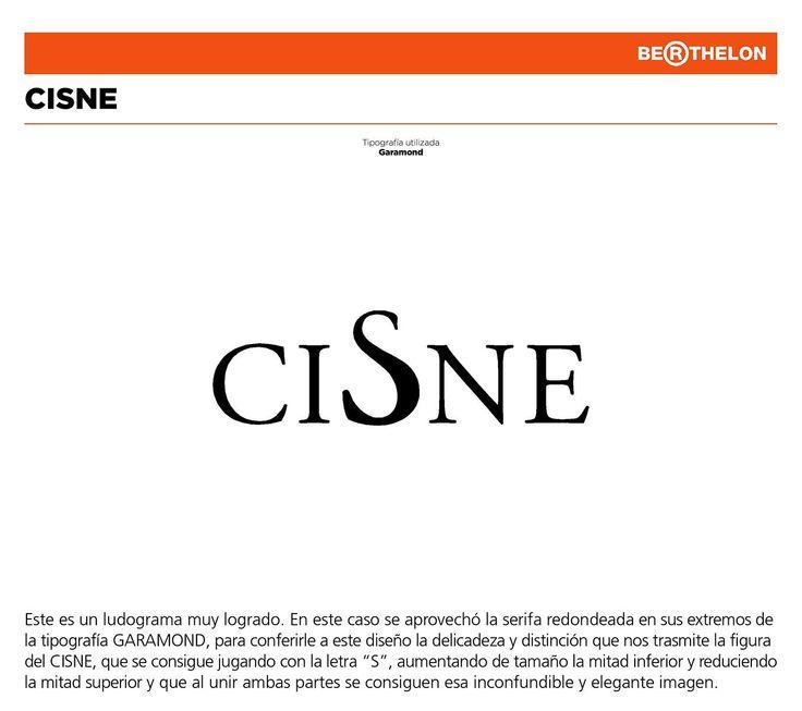 'Cisne' in Garamond, from Juan Carlos Berthelon Ojeda's book 'LudoGramas': https://www.facebook.com/ludogramas