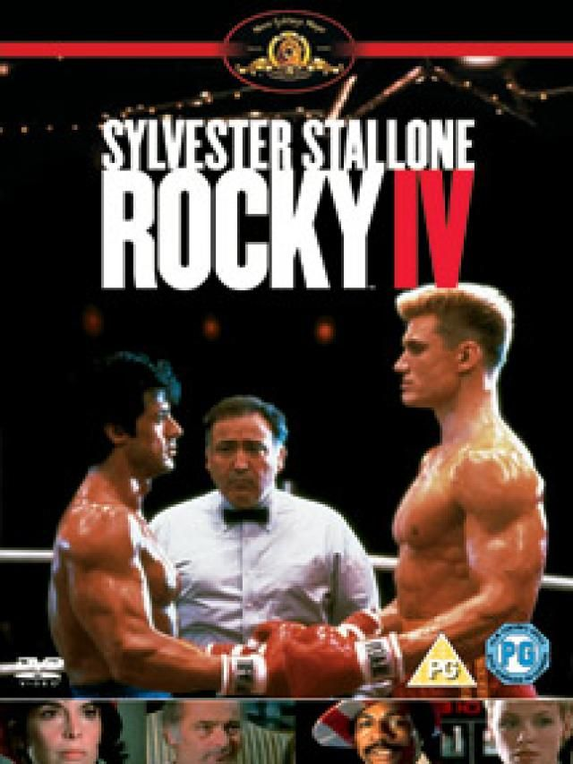rocky iv 1985 movies that i watched pinterest