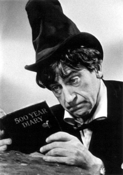 """The Second Doctor was resourceful and cunning. 