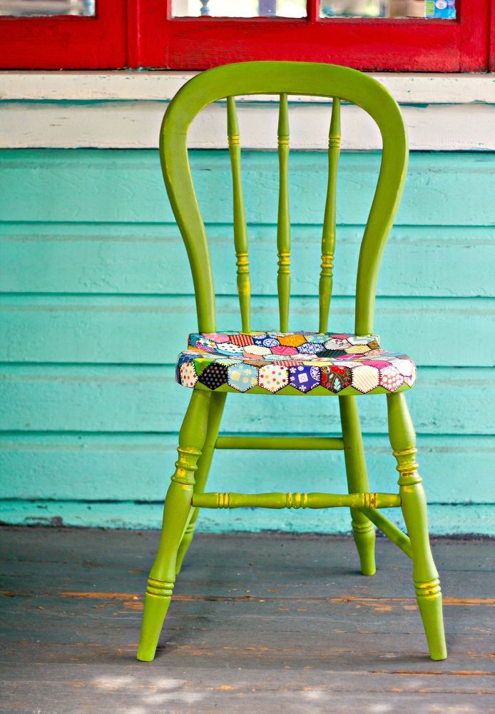 Decoupaged+Chair+Quilt+Pattern