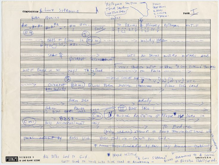 Best Graphic Scores Images On   Sheet Music