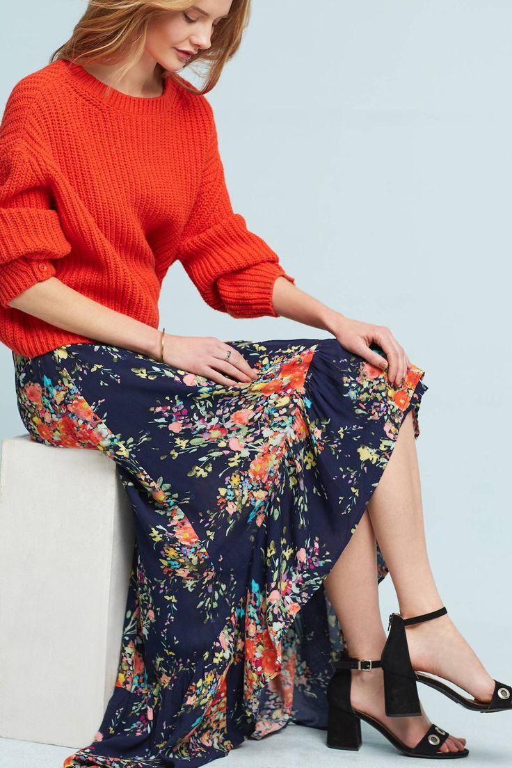 Shop the Rae High-Low Maxi Skirt and more Anthropologie at Anthropologie today. Read customer reviews, discover product details and more.