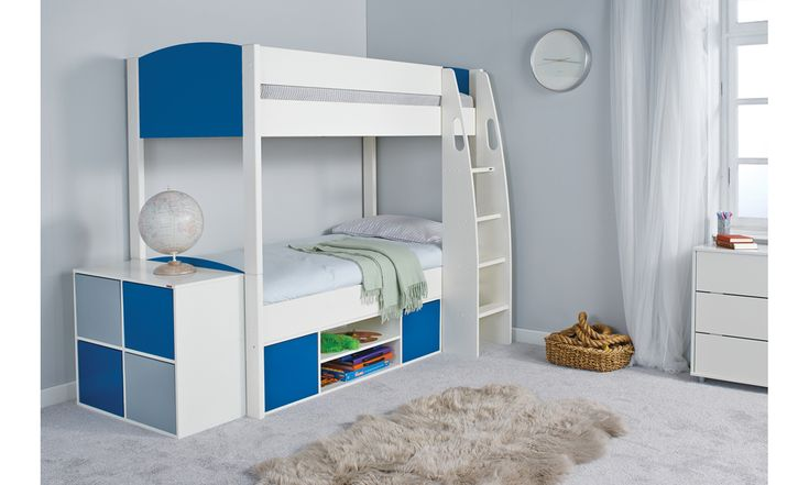Stompa UNO S Detachable Storage Bunk Bed