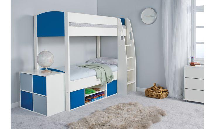 Stompa UNO S Detachable Storage Bunk Bed