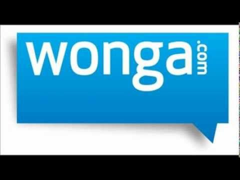Wonga - Radio Advert