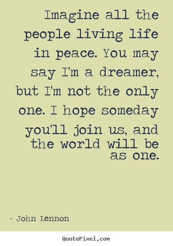 John Lennon Quotes | Make Picture Quotes