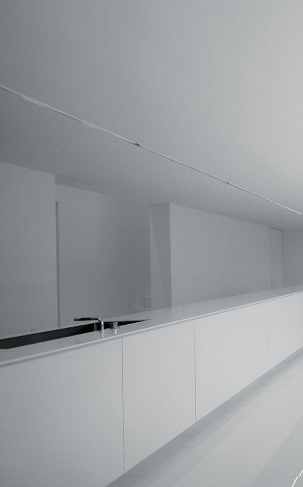 VT Can Help Complete A Minimalist #kitchen Design, Like This Sleek Kitchen!  Www