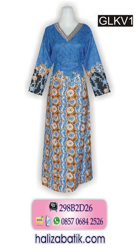 Longdress batik kerah V, kombinasi pernak pernik cantik di kerah, dilengkapi kerut pinggang, Ecer 40Rb Grosir 37Rb. Order via BBM 298B2D26