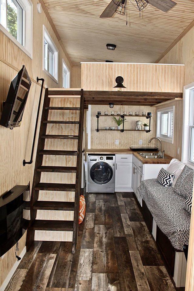25 best barn doors for sale ideas on pinterest patio for Tiny house with main floor bedroom