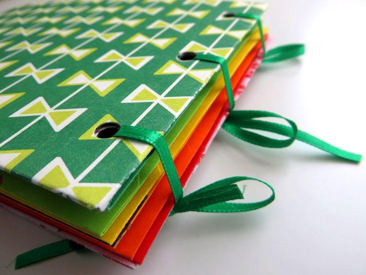 Envelope book - Easter theme