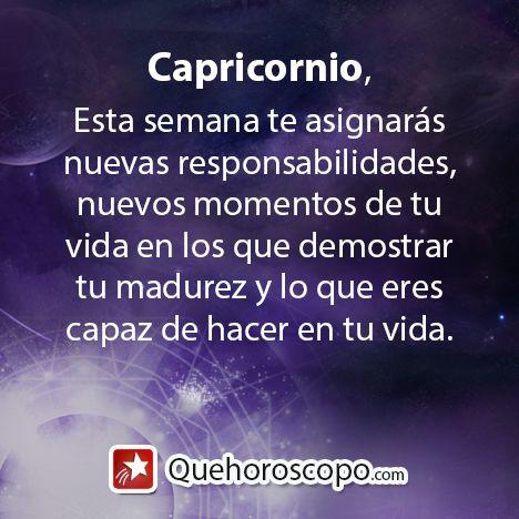 #Horoscopo #Capricornio #Amor #Trabajo #Astros #Predicciones #Futuro #Horoscope #Astrology #Love #Jobs #Astrology #Future   http://www.quehoroscopo.com/horoscopodehoy/capricornio.html