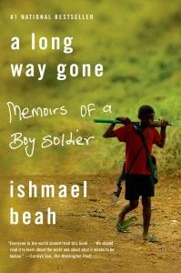 A gritty, uncompromising recollection of Beah's time as a child soldier during the Sierra Leone Civil War. It's not easy reading, but it is urgent reading, especially as the author chronicles the slow, severe process of recouping lost humanity. Beah made the jump to fiction with his 2014 novel Radiance of Tomorrow.