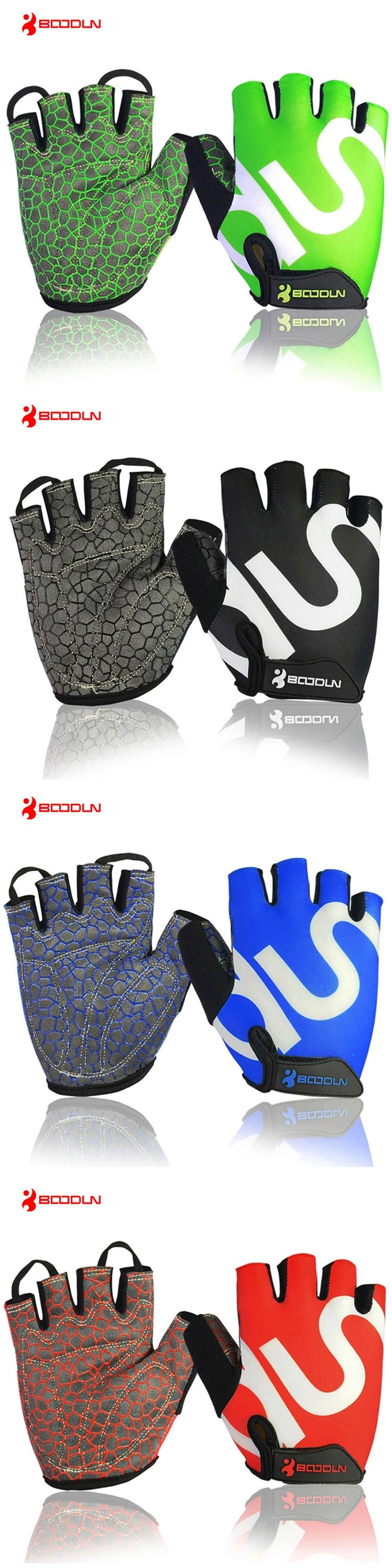summer bicycle cycling gloves half finger women men mtb mountain bike gloves breathable anti slip sports gloves gym fitness