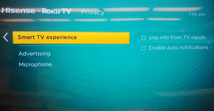 How to turn off smart tv snooping features with images