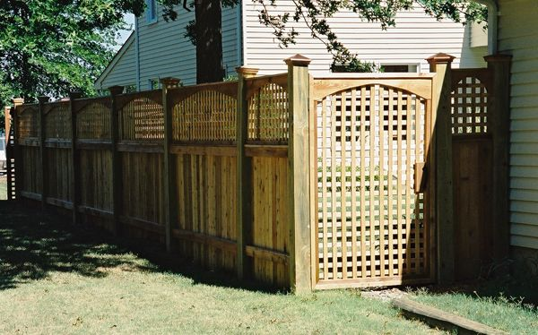 Wood Fencing | Wooden Fence Builders MD, DC, VA