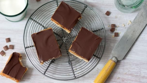 The clue to the richness of this recipe is in the name. Millionaire's shortbread is devilishly easy to make and so popular.