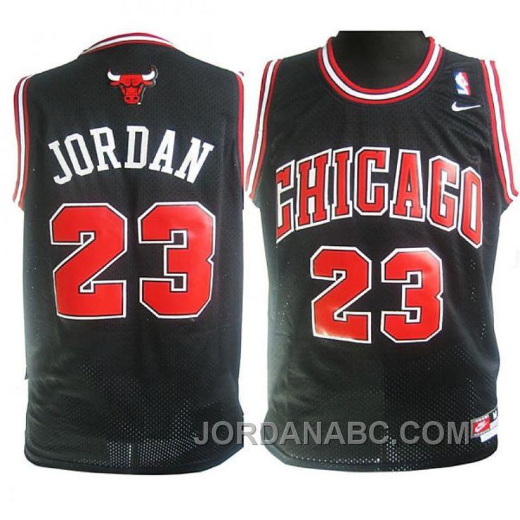 1a268358cec9 ... httpwww.jordanabc.commichael-jordan-23-ebt-high-school- Nike Bulls 23  Michael Jordan Red Stitched NBA Swingman Jersey chicago ...