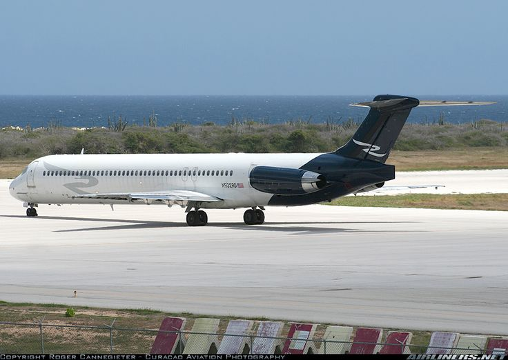 McDonnell Douglas MD-82 (DC-9-82) - Ryan International Airlines | Aviation Photo #1654212 | Airliners.net