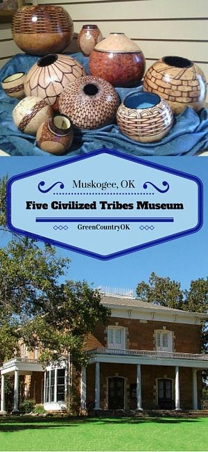Immerse yourself in Native American culture at the Five Civilized Tribes Museum in Muskogee. With artifacts from Cherokee, Chickasaw, Choctaw, Muscogee Creek, and Seminole tribes, this fascinating museum gives visitors a look into the rich Native American history of the area.