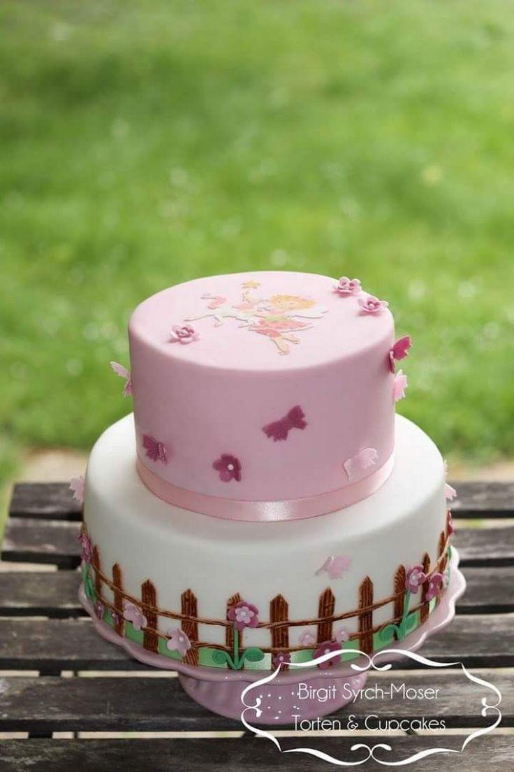 Birthday Cake, Princess Lilifee - Birgit Syrch-Moser - Google+