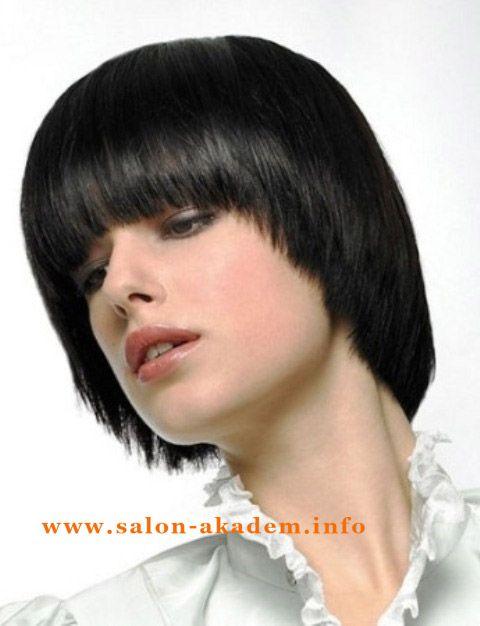 Прическа шапочка для женщины #ФотоШапочка  http://www.salon-akadem.info/pricheska-shapochka-dlya-zhenshhiny.php