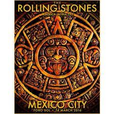 Resultado de imagen para imagenes logo de the rolling stones con bandera de mexico