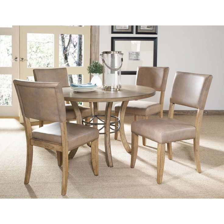 1000 Ideas About Round Wood Table On Pinterest Round Dinning Table White Round Dining Table