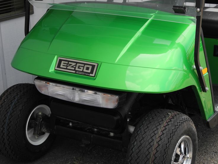 how to make a golf cart street legal in ohio