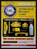 Architectural Resource Center designs and manufactures the finest traditional window and door hardware available. We consistently deliver exceptional results on time and within budget.
