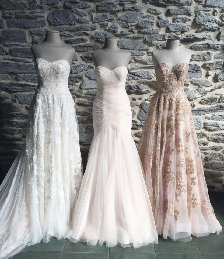 We love the idea of a pink bridal gown! Explore this hue for your unique wedding day look! Shop pink bridal gowns from David's Bridal