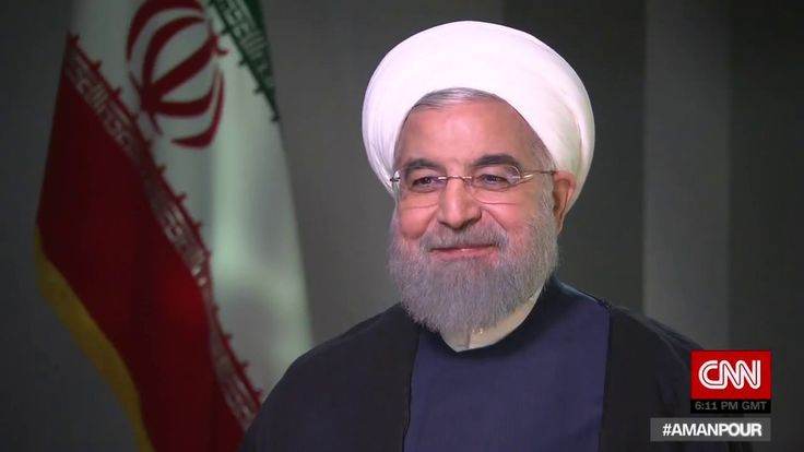 (adsbygoogle = window.adsbygoogle || []).push();           (adsbygoogle = window.adsbygoogle || []).push();  In an exclusive interview with CNN's Christiane Amanpour, Iranian President Hassan Rouhani said America would pay a high price if President Donald Trump makes good...