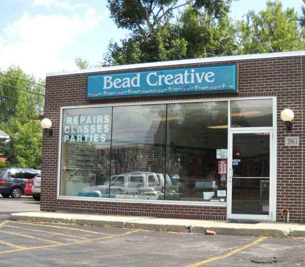Bead Creative  (716) 626-4182  |  5401 Sheridan Dr  |  Buffalo, NY 14221