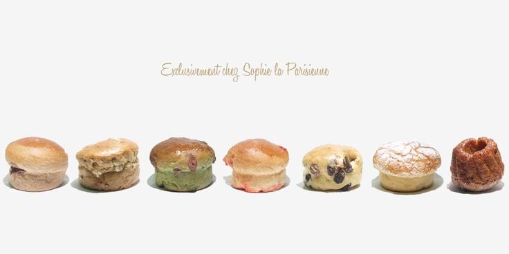 Sophie la Parisienne, le petit déjeuner et brunch livré à Paris , Chic | Vrai | Bon - Sophie la Parisienne