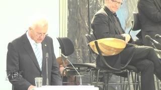 Festakt in Ludwigsburg zum 50-jährigen Bestehen der deutsch-französischen Freundschaft