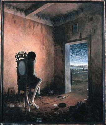 The amazing art of Zdzislaw Beksinski