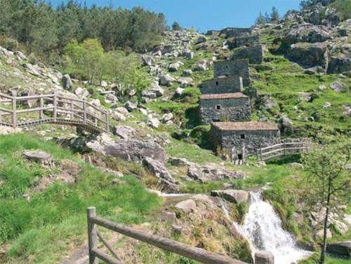 Foto de PR-G 94 Ruta dos Muiños do Folon e o Picón. O Rosal (Pontevedra)