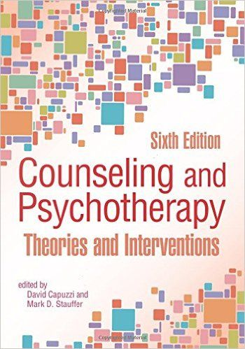 counseling theories and use in school Start studying counseling theories used in school counseling learn vocabulary, terms, and more with flashcards, games, and other study tools.