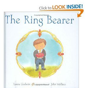 """This is cute! This book and the cute ring bearer t-shirt would make a nice """"thank you"""" gift."""