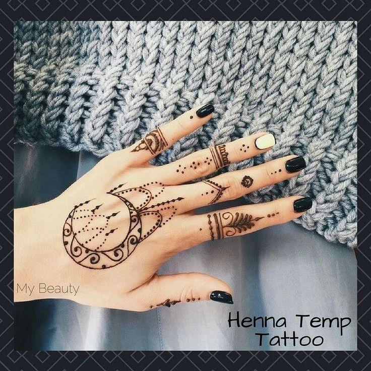 dark brown henna decoration temporary tattoobeauty naturalproduct fashion bodyart henna. Black Bedroom Furniture Sets. Home Design Ideas