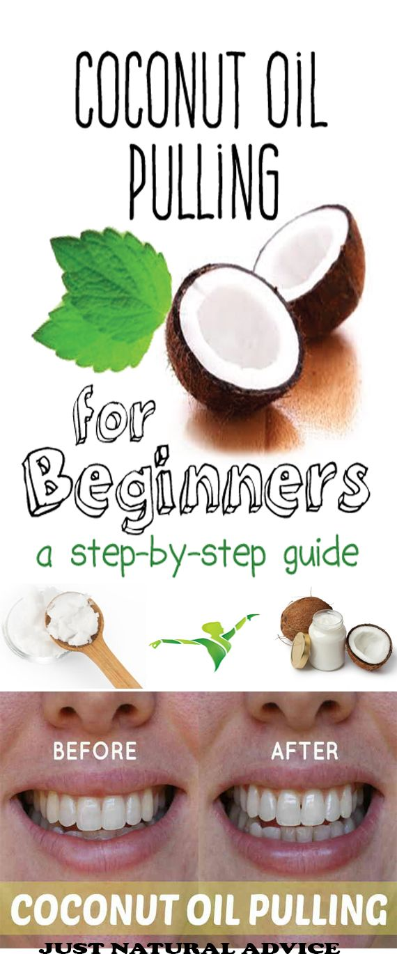 Coconut Oil Pulling For Beginners {Step-by-Step Guide}