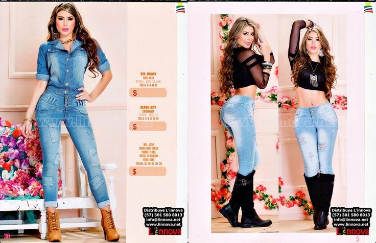 150416 - Catalogos de Ropa / Jeans & Blusas
