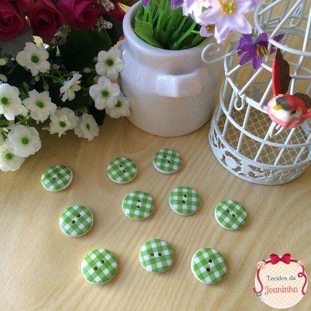 KIT 10 botões {BOT15}